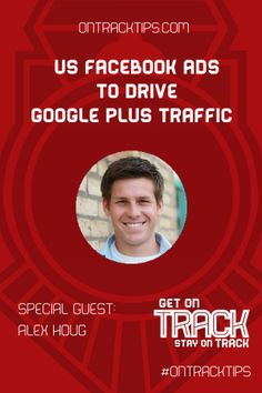 Use FaceBook Ads to increase Google+ Traffic - http://jtw.bz/AHHOA1  Facebook is not a very popular topic on Google plus. Many Plus users have very strong opinions about why they dislike Facebook. But savvy marketers will not ignore this channel for personal reasons.  http://jtw.bz/AHHOA1