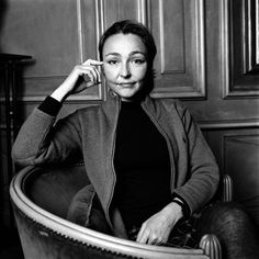 Catherine Frot (1956) - French actress. Photo Jean-Paul Bajard