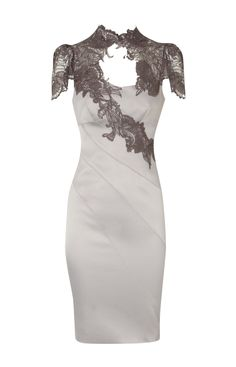 Karen Millen Floral Applique Dress