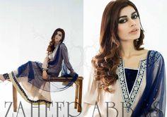 Zaheer Abbas Eid Collection 2014