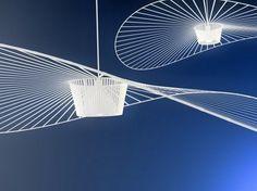Vertigo Pendant Lamp by Constance Guisset for Petite Friture.