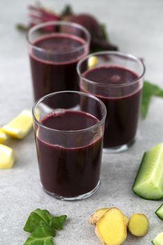 Este zumo o jugo nos puede ayudar a prevenir y combatir la anemia desde dentro. Tiene un elevado contenido de hierro y de vitamina C y está delicioso.