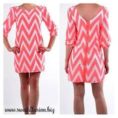 #Cute #chevron #print #dress with #gold #zipper #boutique #fashion #ootd #onlineshopping #style #trendy #swag #mystyle #mylook #trendy #chevron #dress #trendy #fashion #womenfashion #www.sweetillusion.biz #mylookbook #neon #boutique #shirtdress