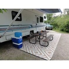 RV Camping Mats Stadium Seats For Bleachers Patio Floor Take Along Pool  Beach #Unbranded | Camping Mat | Pinterest | Camping Mats, Stadium Seats  For ...