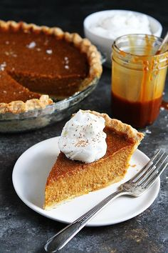 Salted Caramel Pumpkin Pie Is The BEST Pumpkin Pie Recipe. This Pumpkin Pie Will Be Everyone's Favorite Thanksgiving Dessert! Pumpkin Dessert, Pie Dessert, Dessert Recipes, Best Thanksgiving Recipes, Thanksgiving Side Dishes, Best Pumpkin Pie Recipe, Pumpkin Recipes, Samhain, Pumpkin Pie Cheesecake