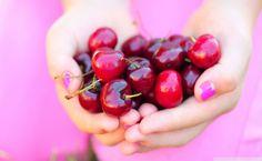 Cherries HD Wallpaper