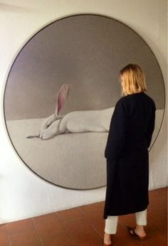 CLAUDIA BERTINI COAT SHAOFAN RABBIT