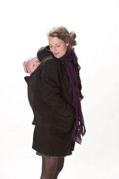 Mamalila Wool Babywearing Coat