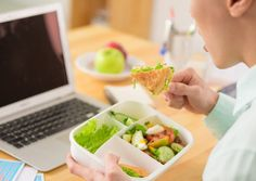"""Jonny Bowden, a Los Angeles nutritionist who has written 12 books including, most recently, The 150 Healthiest Slow Cooker Recipes on Earth, says the ideal office snacks are """"well constructed mini-meals."""" That means food that contains protein, fat and fiber and delivers 200 calories or les"""