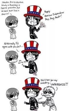 I'd always thought Bard (RAMSEY) and America (from Hetalia) would be great friends.