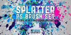 IXOUSART: 100 Impresionante pinceles para Photoshop (Diseño)