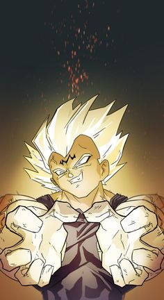 Always with the memorable entrances! Vegeta always had the best intros and most dramatic outros in the series XD