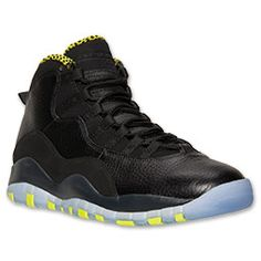 Men's Jordan Retro 10 Basketball Shoes