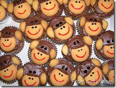 Ihan vaan pyöreitä muffinseja