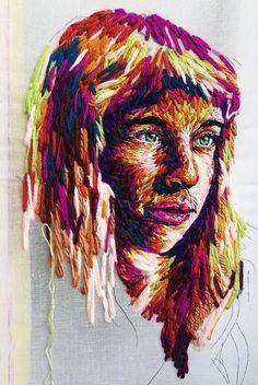 A work by Danielle Clough.