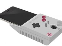 This awesome device could turn your phone into a Game Boy