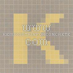 www.kemikostainforconcrete.com Acid Stained Concrete, Chart, Color, Colour, Acid Stain Concrete, Colors