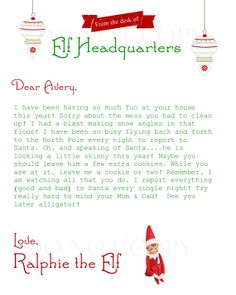 Elf Package 500 via Etsy from EmmazingPrints Elf on the