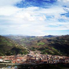 Mieres #Asturias #Spain beeteljuice + info www.puertadeasturias.es