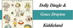 Grace Drayton Dolly Dingle - Yesterday Once More