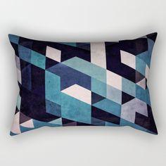 blux redux Rectangular Pillow