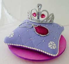 Image result for sofia the first cakes