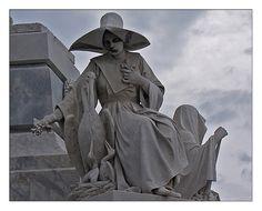 Cementerio de Colón, La Habana, Cuba.
