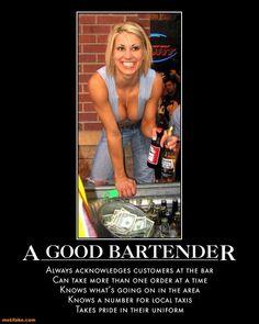 Sexy bartender jokes consider, that