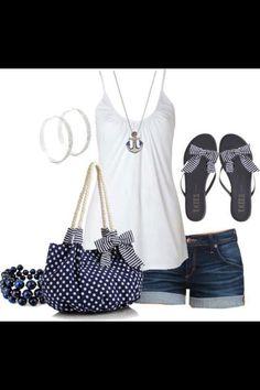 Cute summer look