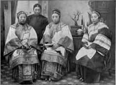 OLD  CHINESE PHOTOS | Asia Finest Discussion Forum > old Chinese women dress