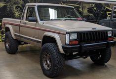 Suv Trucks, Jeep Truck, Pickup Trucks, Comanche Jeep, Jeep Cherokee Xj, Jeep Pickup, Off Road, Mopar, Dodge