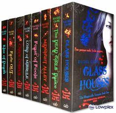 The Morganville Vampires Series  So sad it's done