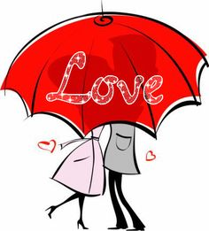 gifs amour saint valentin - Page 9 Red Umbrella, Under My Umbrella, Love Valentines, Valentine Gifts, Valentine Ideas, Saint Valentine, Kids Party Decorations, Ideas Party, Diy Ideas