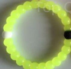 Yellow lokai bracelet!