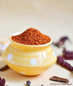 Homemade Bisi Bele Bath Powder Recipe