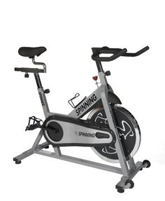 Spinner Fit Indoor Cycle - Spin Bike with Four Spinning DVDs (bestseller)