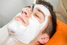 Spa treatments aren't only for women! At L-Raphael we believe that men should enjoy them as well, and our team provides many treatments that are designed especially for men!