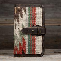 Lana Clutch Wallet  in dark coffee brown