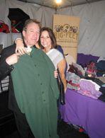 Tim Allen has chosen Hunter Green Fleece 204  http://www.bigfeetpjs.com/pajama-sleepwear/204.html #bigfeetpjs #timallen