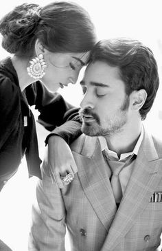 Sonam Kapoor & Imran Khan