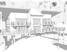 Architecture Design, Floor Plans, Graphic Design, Architecture Layout, Visual Communication, Floor Plan Drawing, Architecture, House Floor Plans