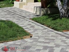 Olsen's Antique Cobblestones emphasize the fundamental nature of their own surroundings, shining an appreciative, positive light on the rest of your landscape beautification.