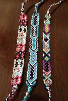 Items op Etsy die op Colorful friendship bracelet - choose ONE lijken Kumihimo Bracelet, Bracelet Crafts, Jewelry Crafts, Thread Bracelets, Braided Bracelets, Summer Bracelets, Bracelets For Men, Cuff Bracelets, Diy Friendship Bracelets Patterns