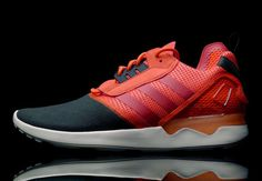 "This ""Solar Red"" Colorway Of The adidas ZX8000 Boost Isn't A Yeezy"