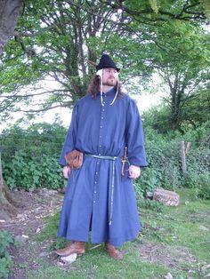 15th century gentleman from Cloak'd & Dagger'd