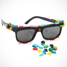 Whatever You Do, Don't Step On These LEGO Shades