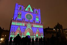 photo by Muriel Chaulet At the 2014 Fête des Lumières, or Festival of Lights (previously) in Lyon, France earlier this month, 75 fantastic light installations were displayed throughout the city. Th...