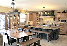80 Modern Farmhouse Kitchen Lighting Decor Ideas and Remodel – Kitchen Chandelier İdeas. Farmhouse Kitchen Lighting, Farmhouse Kitchen Tables, Modern Farmhouse Decor, Modern Farmhouse Kitchens, Farmhouse Ideas, Kitchen Chandelier, Rustic Chandelier, Chandeliers, Ikea Dining Room