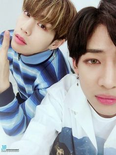 280517 GOT7 High Touch Event in Japan. Mark and Bambam