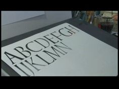 Beginning Western Calligraphy Tips : Writing Roman Calligraphy Letters: ...